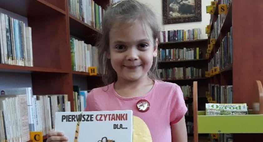"""Biblioteki, Ruszyła druga edycja projektu """"Mała książka wielki człowiek"""" - zdjęcie, fotografia"""
