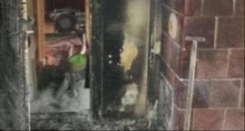 Stracili mieszkanie w pożarze