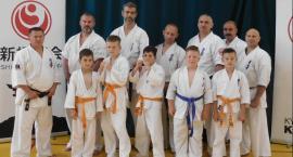 Letnia szkoła karateków