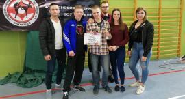 Sukces Łukasza z Wąbrzeskiego Klubu Sportowego