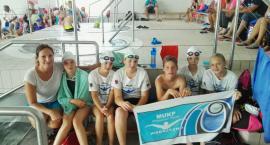 Pływackie sukcesy  młodych zawodników