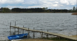 Dramat nad Jeziorem Zamkowym
