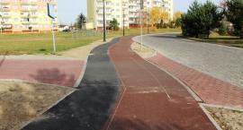 Nowe ścieżki dla rowerzystów w Wąbrzeźnie