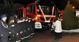 Radość strażaków w Ryńsku
