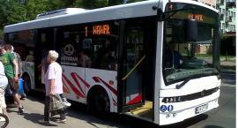 Kłopoty  z autobusami
