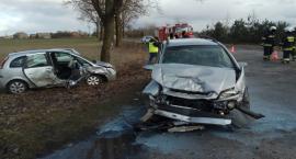 Wypadek w Osieczku