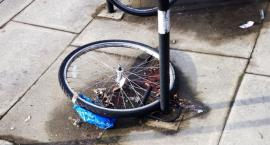 Odzyskali skradziony rower