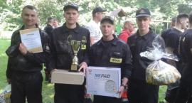 Strażacy na podium