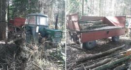 Złodzieje drewna zatrzymani