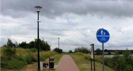 Ścieżka oświetlona i monitorowana
