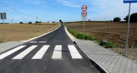 Nowa droga w Nowej Wsi Królewskiej