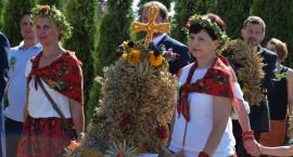 Dożynkowe dziękczynienie w Orzechowie
