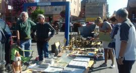 Jarmark staroci na wąbrzeskim rynku