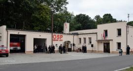 """Odmłodzona"" remiza OSP"