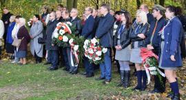 Strażacy upamiętnili ofiary II wojny