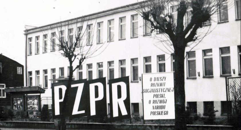 """Ciekawostki, dziejów handlu powiecie rypińskim Gminna Spółdzielnia """"Samopomoc Chłopska"""" (1945 1990) - zdjęcie, fotografia"""