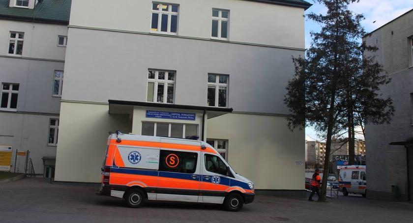Interwencje, Skarżą szpital Rypinie - zdjęcie, fotografia