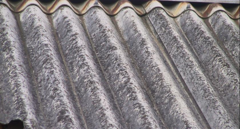 Samorząd powiatowy, Pozbądź azbestu - zdjęcie, fotografia