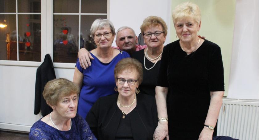 Wydarzenia lokalne, Karnawałowo seniorów - zdjęcie, fotografia