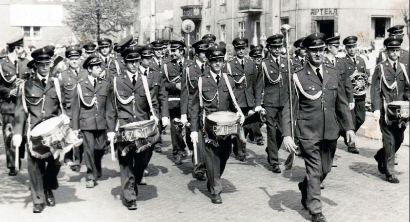 Ciekawostki, dziejów Orkiestry Dętej Rypinie 1990) - zdjęcie, fotografia