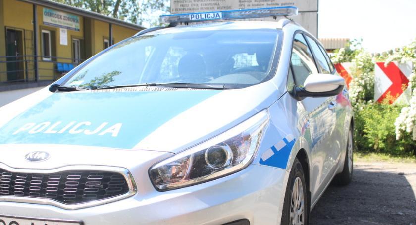 Kronika kryminalna, Złapali pijanych kierowców - zdjęcie, fotografia
