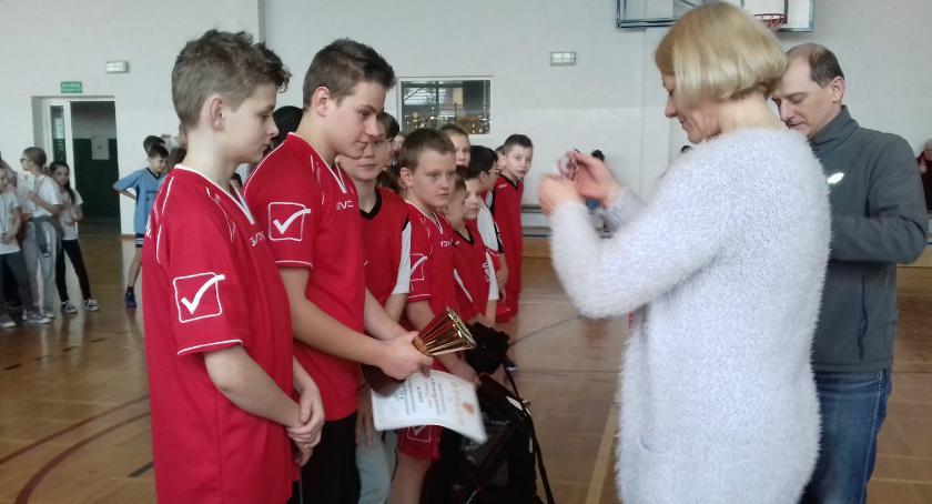 Oświata, Uczniowie Borzymina najlepsi - zdjęcie, fotografia