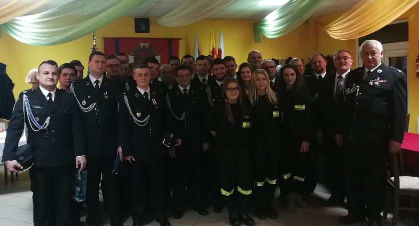 Stowarzyszenia i organizacje, Strażacy Kowalk podsumowali - zdjęcie, fotografia