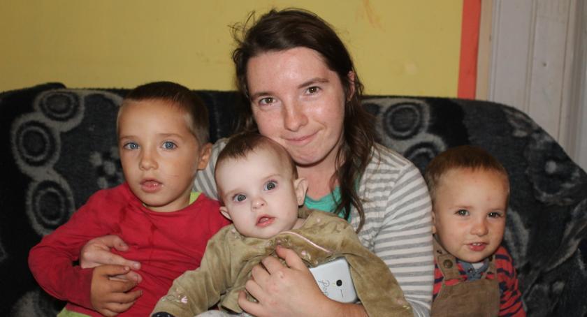 Interwencje, Dramat Julity odebrał dzieci - zdjęcie, fotografia