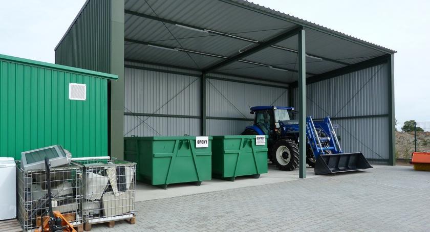 Inwestycje, Wąpielsku zrobią porządek śmieciami - zdjęcie, fotografia