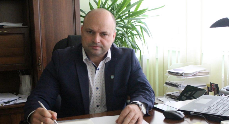 Samorząd gminny, Zbigniew Zgórzyński nowym wójtem gminy Rogowo - zdjęcie, fotografia