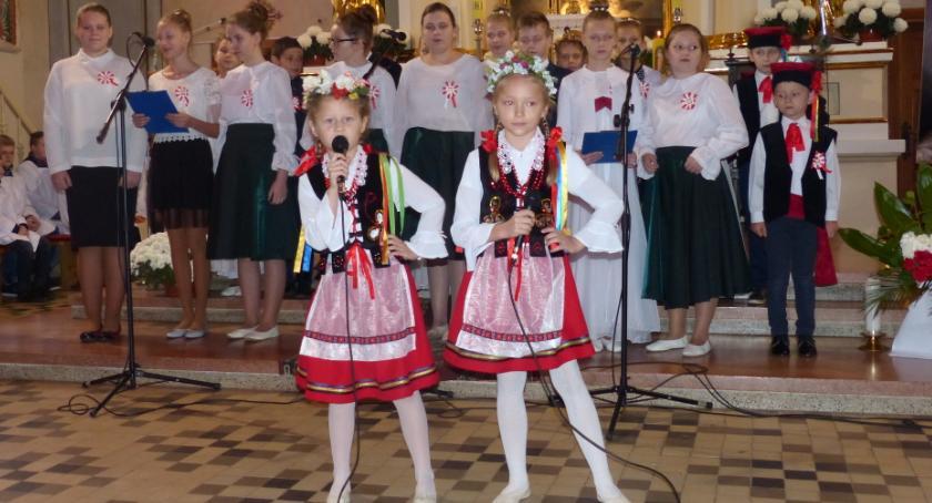 Wydarzenia lokalne, Patriotycznie Rogowie - zdjęcie, fotografia