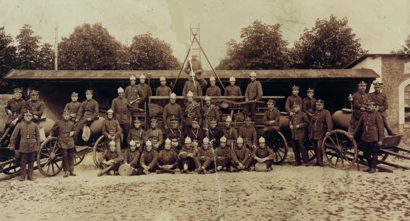 Postaci, dziejów Ochotniczych Straży Pożarnych powiatu rypińskiego Ostrowitem - zdjęcie, fotografia