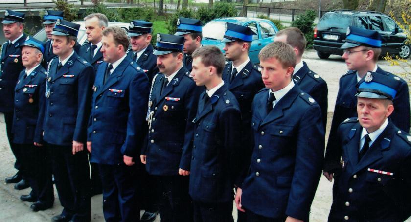 Postaci, dziejów Ochotniczych Straży Pożarnych Ostrowitem - zdjęcie, fotografia
