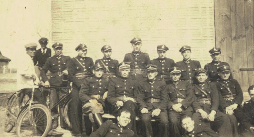 Postaci, dziejów Ochotniczych Straży Pożarnych powiatu rypińskiego Gulbinach - zdjęcie, fotografia