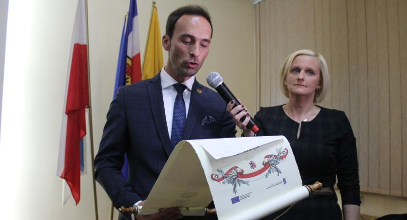Samorząd gminny, samorząd Rypina rozpoczął misję - zdjęcie, fotografia