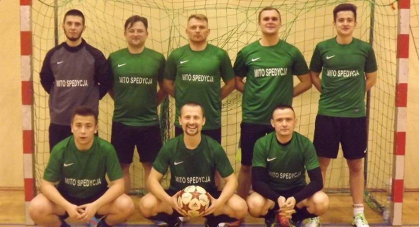 Piłka nożna, Udana inauguracja - zdjęcie, fotografia