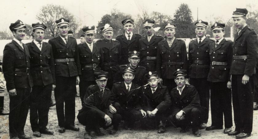 Postaci, dziejów Ochotniczych Straży Pożarnych powiatu rypińskiego Gulbinach Część druga - zdjęcie, fotografia