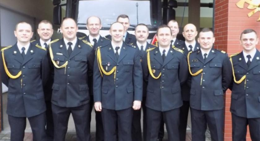 Stowarzyszenia i organizacje, Zmiany straży - zdjęcie, fotografia
