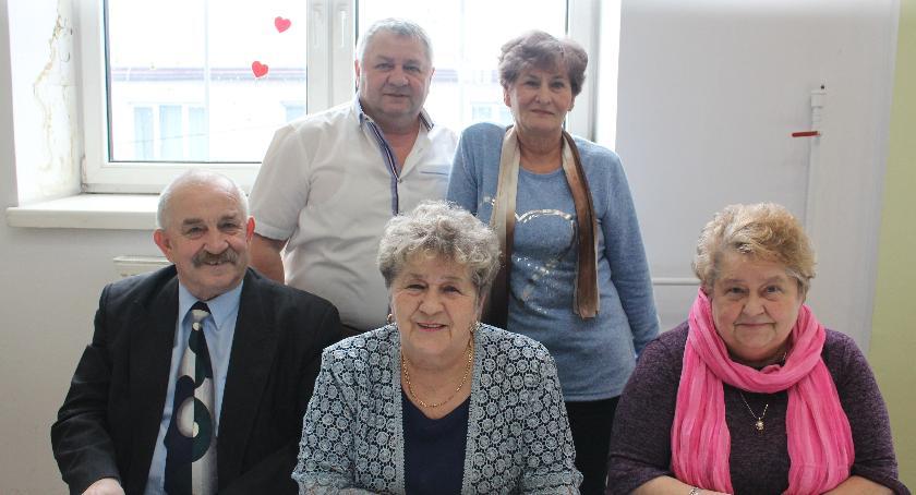 Wydarzenia lokalne, Dzień kobiet seniorów - zdjęcie, fotografia