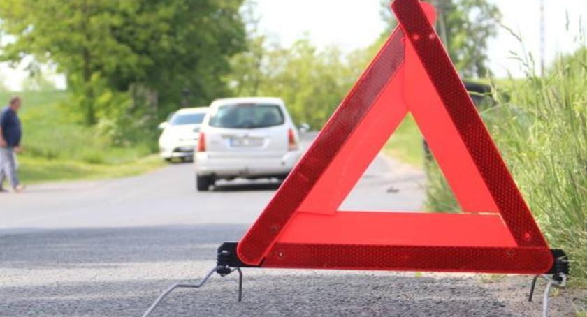 Wypadki, Śmiertelny wypadek Półwiesku Małym - zdjęcie, fotografia