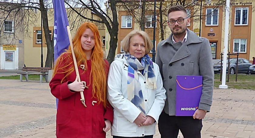 Polityka, Wiosna Rypinie - zdjęcie, fotografia