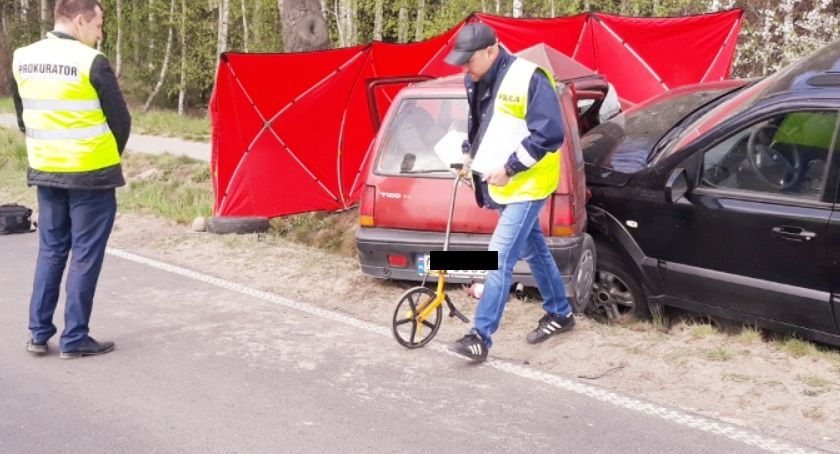 Wypadki, Kolejny tragiczny wypadek Mariankach - zdjęcie, fotografia