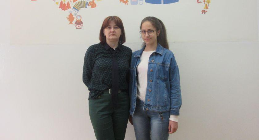 Edukacja, Amelia rosyjski małym palcu - zdjęcie, fotografia