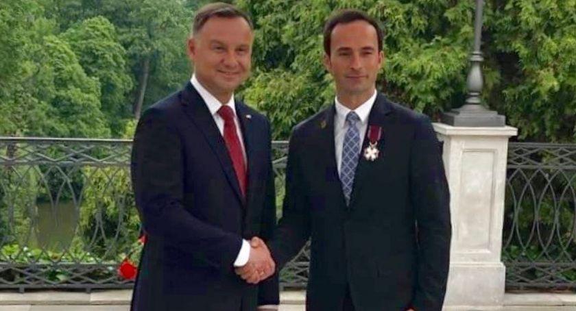 Samorząd gminny, Burmistrz medal - zdjęcie, fotografia