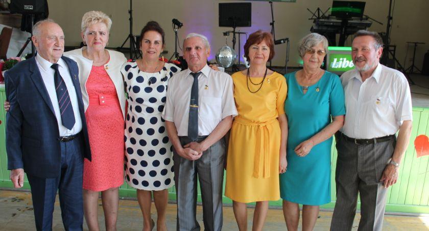 Wydarzenia lokalne, Podwójne świętowanie seniorów - zdjęcie, fotografia