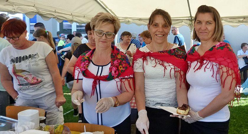 Wydarzenia lokalne, Tłumy festynie Długiem - zdjęcie, fotografia