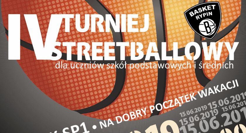 Koszykówka, Zapraszają turniej streetballa - zdjęcie, fotografia