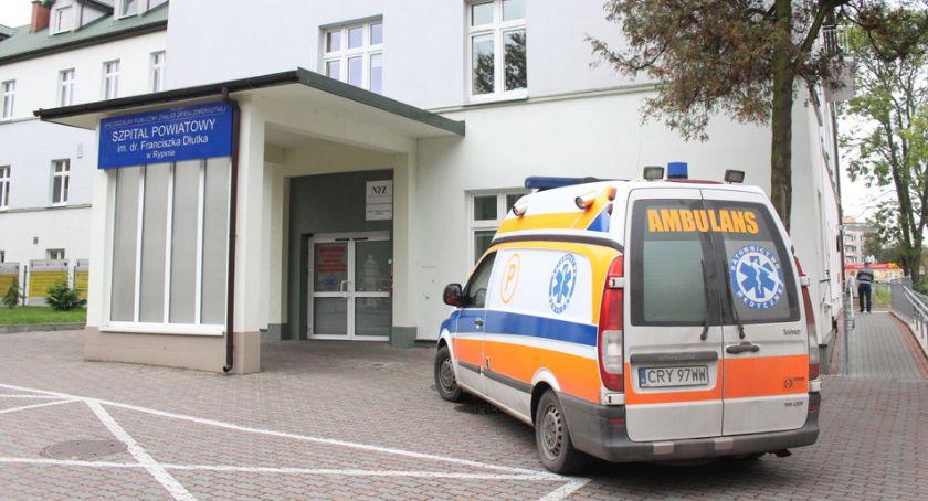 Samorząd powiatowy, Szpital zamyka oddziały - zdjęcie, fotografia