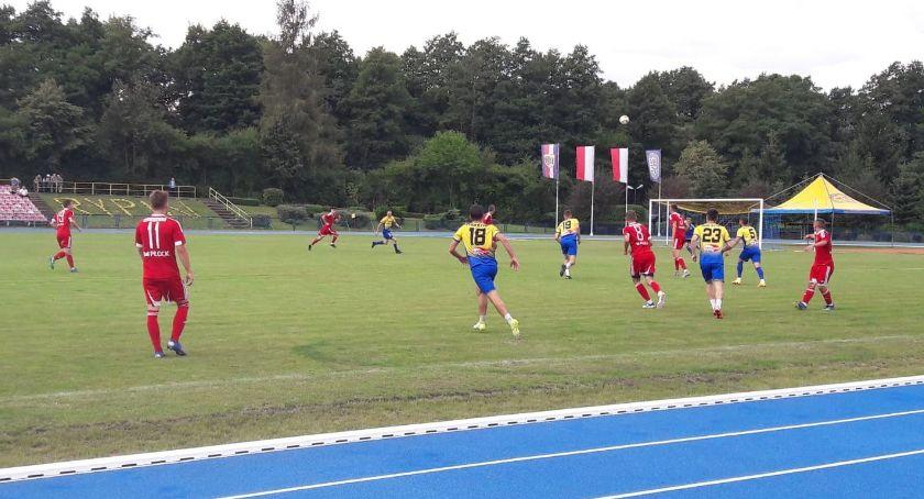 Piłka nożna, Dobra forma przed ligą - zdjęcie, fotografia