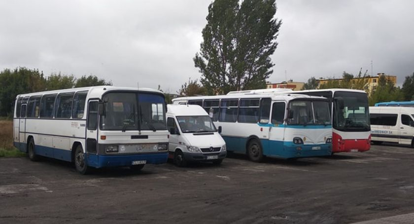 Samorząd powiatowy, Będzie więcej połączeń autobusowych - zdjęcie, fotografia